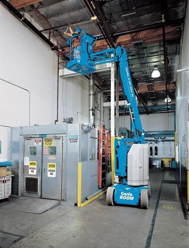 10116 nacela elevatoare bi electrica z 3020 n genie Nacela elevatoare electrica Z-30/20 N | GENIE - Unilift