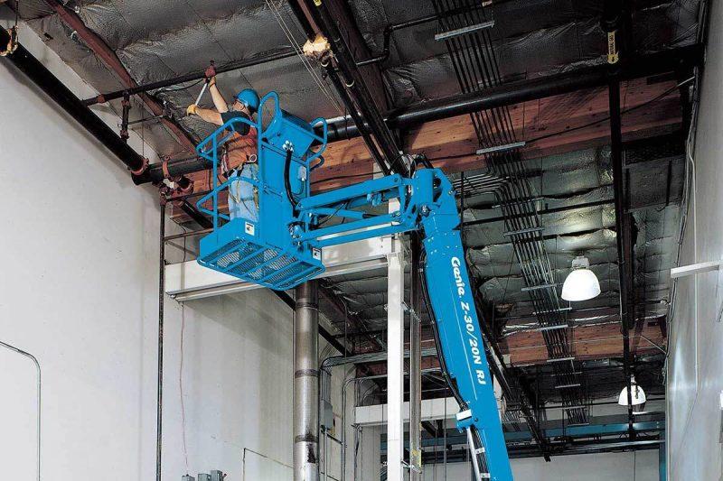 10117 nacela elevatoare bi electrica z 3020 n genie Nacela elevatoare electrica Z-30/20 N | GENIE - Unilift