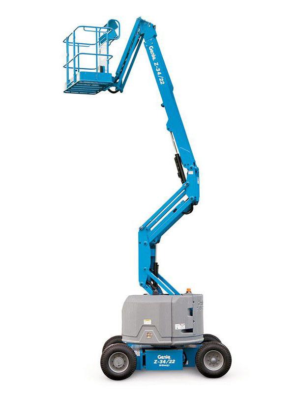 10138 nacela elevatoare electrica z 3422 dc genie 1 Nacela elevatoare electrica Z-34/22 DC | GENIE - Unilift
