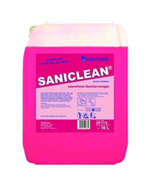 Detergent sanitar universal | SANICLEAN | Dreiturm