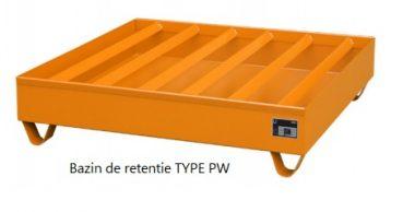 Accesorii depozitare butoaie/recipiente 60-200l TYPE FRE   Bauer