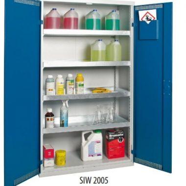 Cabina de siguranta pentru recipiente TYPE SIW   Bauer