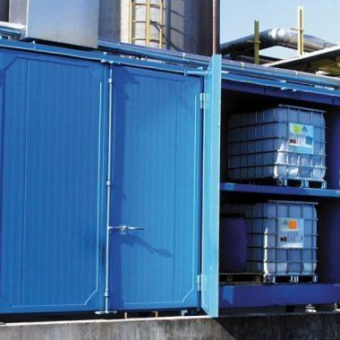Cabina de incalzire pentru prelucrarea substantelor TYPE WK   Bauer