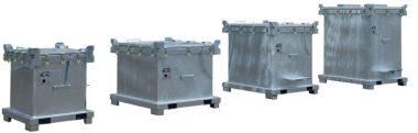 Container de sigilare pentru materiale periculoase TYPE SAG   Bauer