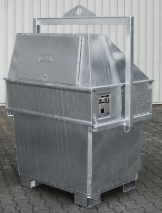 10778 container de alimentare diesel mobicont type md 800 bauer bauer sudlohn Container de alimentare diesel MOBICONT TYPE MD 800 | Bauer - Unilift