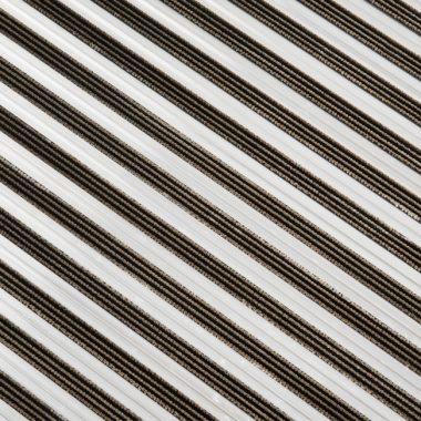 Covor de intrare pentru utilizare intensa Duplo Zebra   ABI