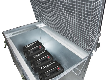 10899 container depozitare baterii materiale lithium ion type lil bauer bauer sudlohn Container depozitare baterii/materiale LITHIUM-ION TYPE LIL  Bauer - Unilift