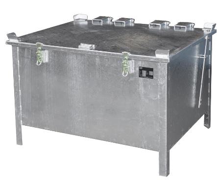 10902 container depozitare baterii materiale lithium ion type lil bauer bauer sudlohn Container depozitare baterii/materiale LITHIUM-ION TYPE LIL  Bauer - Unilift