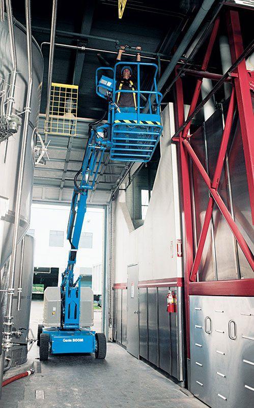 10947 nacela elevatoare electrica si bi energy z 34 22 genie Nacela elevatoare electrica si bi-energy Z-34/22   GENIE - Unilift
