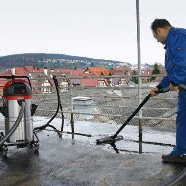Aspirator cu pompa de apa integrata uClean PA-1455 KFG | Starmix