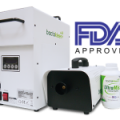 11131 echipament de dezinfectie cu ozonificator bactakleen bactakleen BactaKleen BT 888 - Echipament de dezinfectie prin nebulizare - Unilift