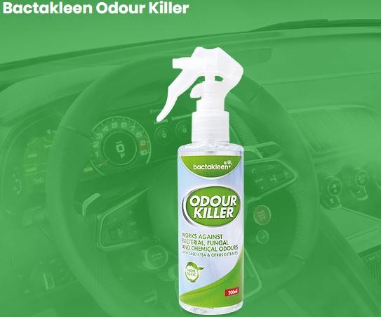 Spray odorizant antibacterian
