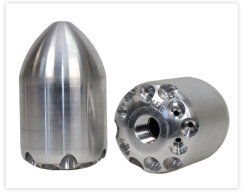 Duza desfundare canalizari din aluminiu Royal | KEG