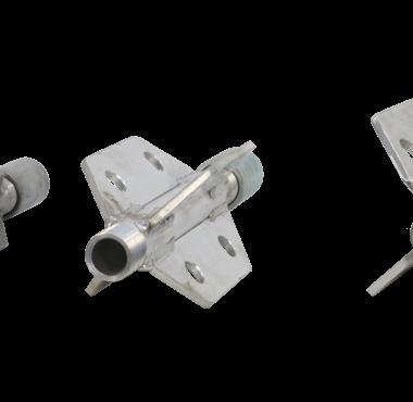 Duza desfundare canalizari din aluminiu cu ghidaje | KEG