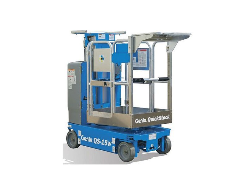 11291 platforma de lucru la inaltime qs 15 genie Platforma de lucru la inaltime QS-15 | GENIE - Unilift