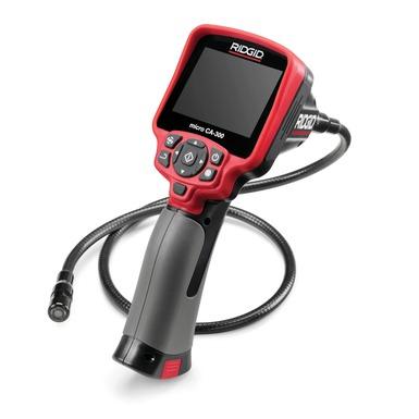 11509 camera de inspectie tubulaturi micro ca 300 ridgid Camera de inspectie tubulaturi MICRO CA-300 | RIDGID - Unilift
