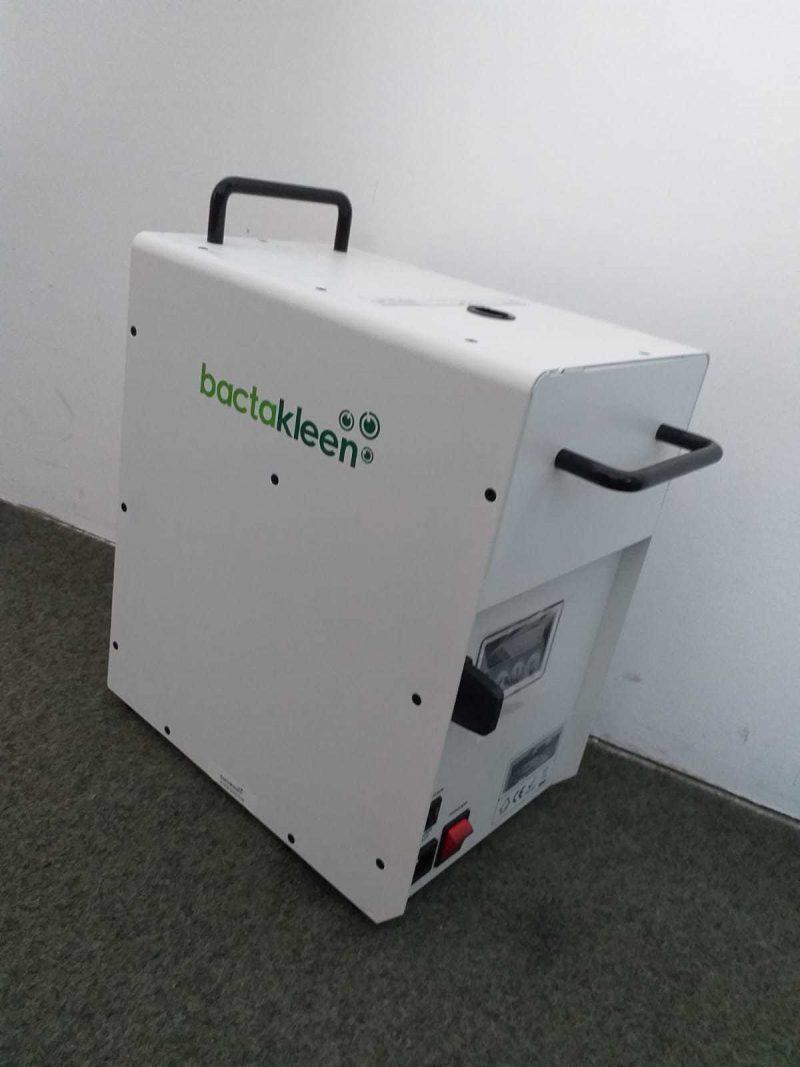 11636 echipament de dezinfectie cu ozonificator pentru incaperi bactakleen bactakleen BactaKleen BT 888 - Echipament de dezinfectie prin nebulizare - Unilift