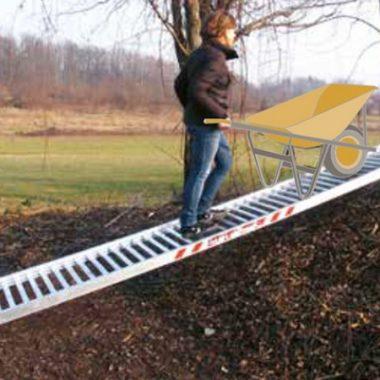 Rampa de ridicare max. 300 kg – M070P | METALMEC