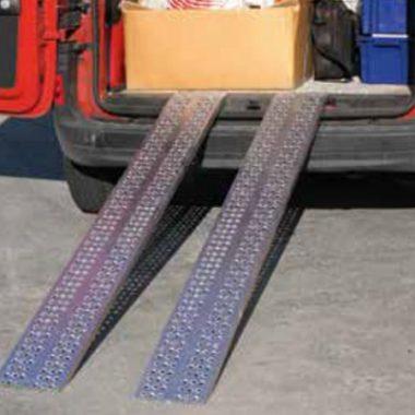 Rampa de incarcare – max. 1000 kg pe pereche | HLS-HS | METALMEC