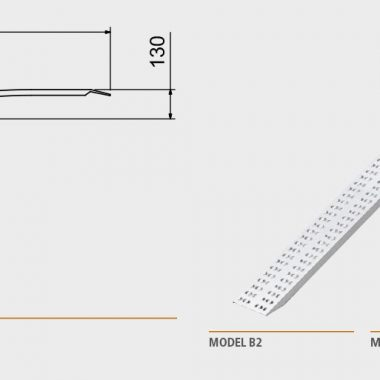 Rampa de incarcare – max. 1000 kg pe pereche | HLS-HS curbate | METALMEC