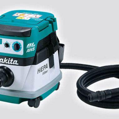 Aspirator industrial cu conexiune wirless(fara acumulatori inclusi)| DVC864L | Makita