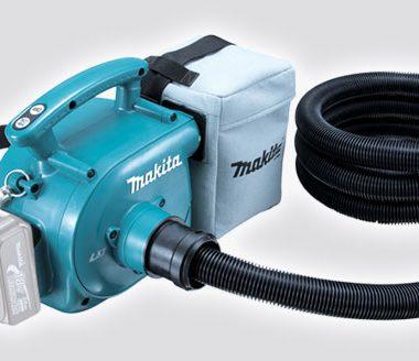 Aspirator portabil pentru masini si unelte de lucru (fara acumulatori inclusi) DVC 350 | Makita