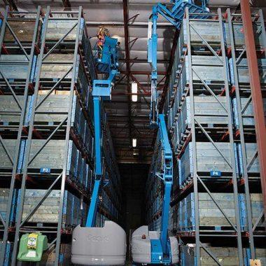 Nacela elevatoare electrica Z-40/23 N RJ | GENIE