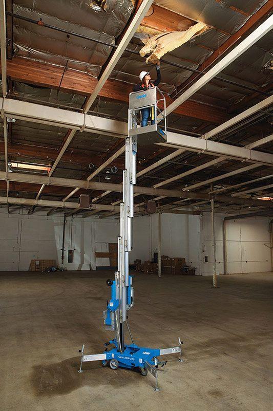 12017 nacela elevatoare de lucru la inaltime awp 40s genie Nacela elevatoare de lucru la inaltime AWP-40S | GENIE - Unilift