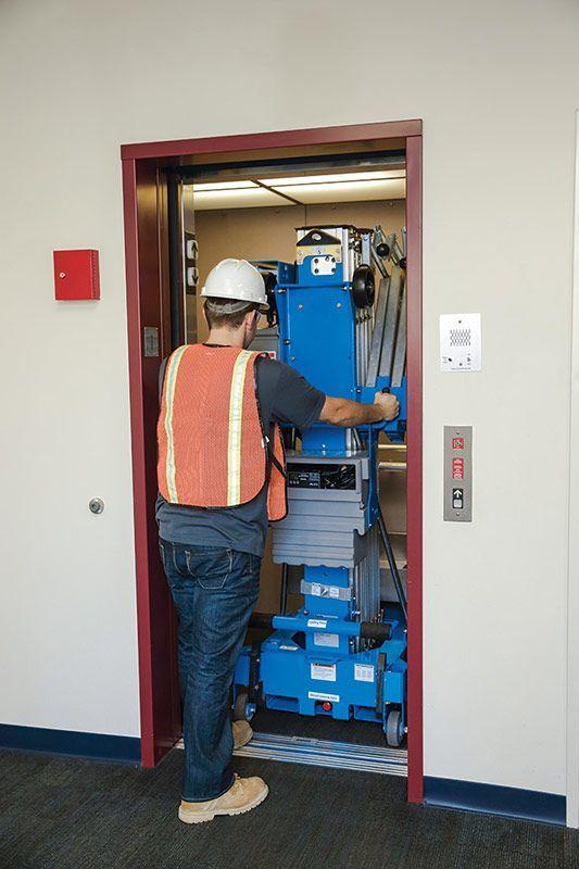 12019 nacela elevatoare de lucru la inaltime awp 40s genie Nacela elevatoare de lucru la inaltime AWP-40S | GENIE - Unilift