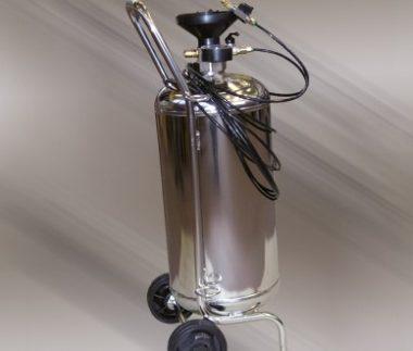 Nebulizator apa pentru echipamentele de sablare