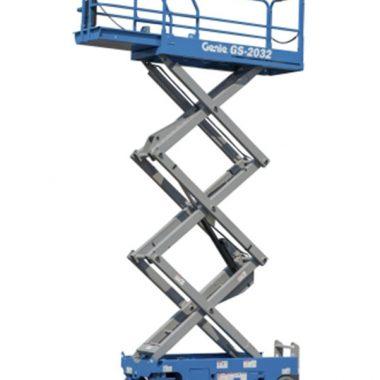 Nacela elevatoare (tip foarfeca) GS-3232 | GENIE