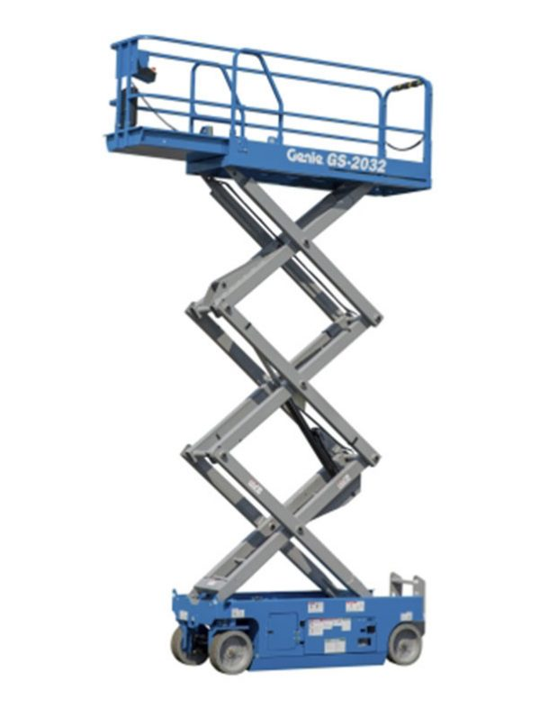 12160 nacela elevatoare tip foarfeca gs 3232 genie Nacela elevatoare (tip foarfeca) GS-3232 | GENIE - Unilift