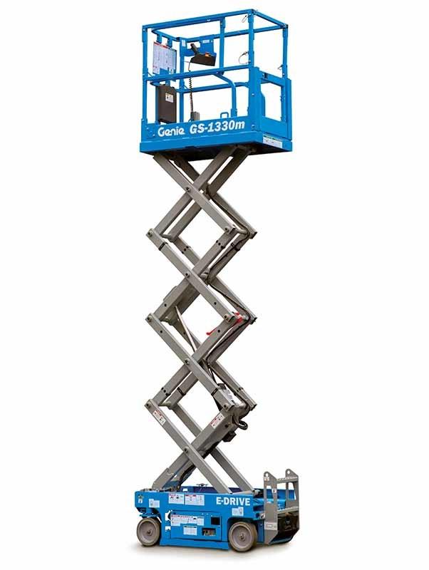 12191 nacela elevatoare tip foarfeca gs 1330m genie 1 Nacela elevatoare (tip foarfeca) GS-1330m | GENIE - Unilift