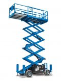 12246 nacela elevatoare tip foarfeca gs 4069 dc genie 2 Nacela elevatoare (tip foarfeca) GS-4069 BE | GENIE - Unilift