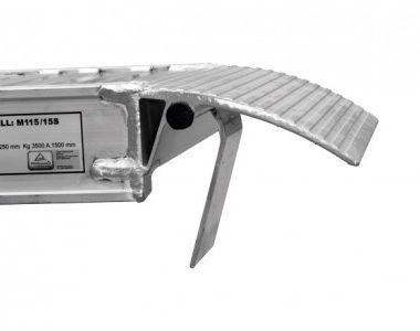 Rampa de incarcare – descarcare M115/35L- aliaj aluminiu – M115 | METALMEC