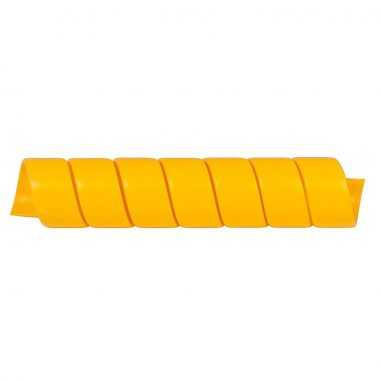 Protectie pentru furtune hidraulice | SAFESPIRAL 50 mm, galben | Safeplast
