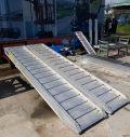 12504 rampa incarcare aluminiu clm 12t alta marca Rampa incarcare din aluminiu, CLM - Unilift