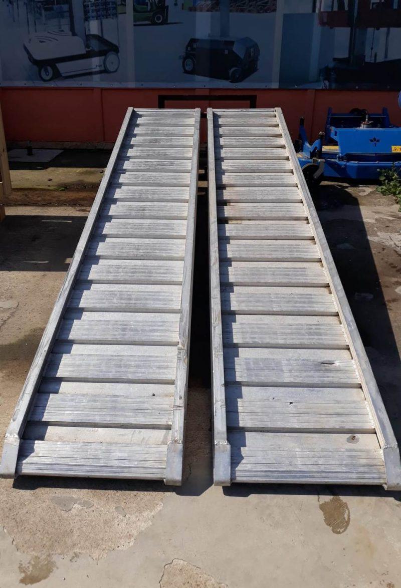 12505 rampa incarcare aluminiu clm 12t alta marca Rampa incarcare din aluminiu, CLM - Unilift