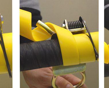 Dispozitiv de montare protectie furtun 20-50 mm | Safeplast
