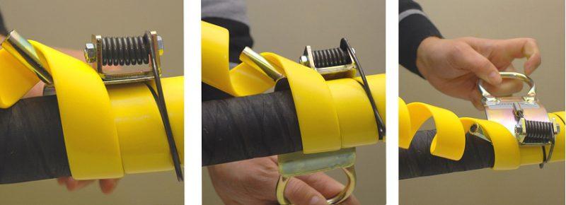 12506 dispozitiv de montare protectie furtun 20 50 mm safeplast Dispozitiv de montare protectie furtun 20-50 mm | Safeplast - Unilift
