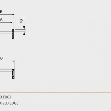 Rampe de incarcare max. 6385 kg | M165 | METALMEC