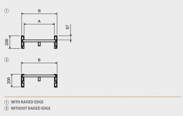 12583 rampe de incarcare max 12000kg m200 metalmec Rampe de incarcare max. 12000kg | M200 | METALMEC - Unilift