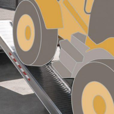 Rampe de incarcare max.14000kg | M230 | METALMEC