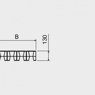 Rampe de incarcare max.26300kg | M120S-R | METALMEC