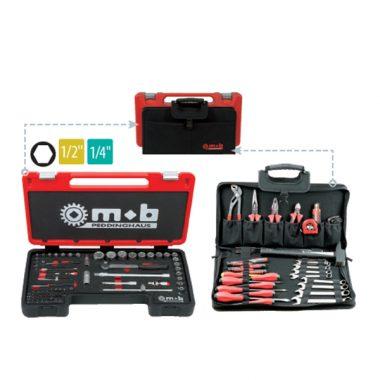 Trusa cu unelte | FUSION BOX TEXTIL COMBI-MTEX | MOB&IUS