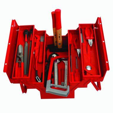 Trusa de unelte profesionale pentru instalatori | MOB&IUS