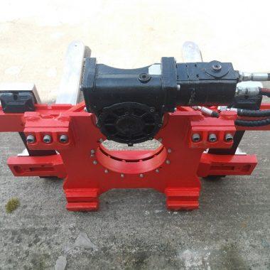 Rotator stivuitor Bolzoni, 2000 kg