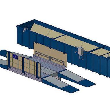 Instalatie spalat roti, mobila – Kit Plus 400 MC-50P | MobyDick