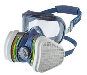 Masca protectie impotriva prafului, gazelor si vaporilor   Elipse Integra ABEK1 P3   GVS