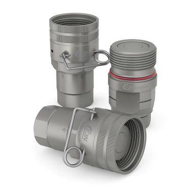 Cuple hidraulice infiletabile, CEJN TLX